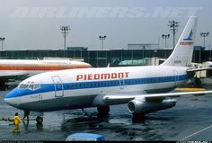 Piedmont Airlines, Boeing 737