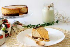 Süt reçeli ve cheesecake. İnanılmaz bi kombinasyon!  Bu ikilinin birlikteliğinden parmaklarınızı yedirtecek bi sonuç doğdu!      ...