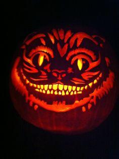 """Random Pumpkin Carving Tip: """"Masterpiece Pumpkins' Gene Granata recommends Pumpkin Dunk'n - a preservative soak that promises to add as much as two weeks to the life of your carving.""""  ~ Pumpkin Dunk'n website: http://pumpkindunkn.com/"""