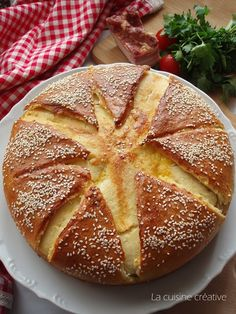 Pogaca Recipe, Kiflice Recipe, Baking Recipes, Cake Recipes, Croatian Cuisine, Albanian Recipes, Savory Pastry, Bread And Pastries, No Cook Desserts