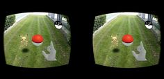 Pokemon Go goes mixed reality with Gestigons gesture tech