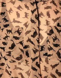 Next Cat Print Blouse 16