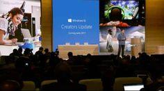 Windows 10 Creators Update: svelate le novità che Microsoft ci nasconde Pensavo quasi che Windows 10 Creators Update non avrebbe accluso altre novità, essendo già molto significative quelle citate ufficialmente dalla Microsoft qualche mese fa. Invece, da quanto emerso pe #windows10 #microsoft #rumors