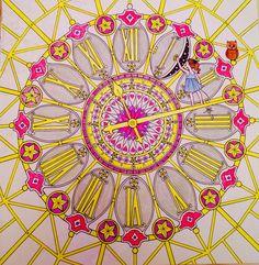 The Time Chamber - Daria Song #thetimechamber #thetimechambercoloringbook #dariasong