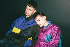 "Despite being a ""hardcore"" music subculture, bright and cheery colours are highly associated with Gabber fashion."