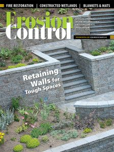 Erosion Control Magazine (Managing Production Editor 2013 to 2017) Web, print, and digital versions