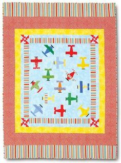 Quilts Cars Trucks Tractors Trains Airplanes On