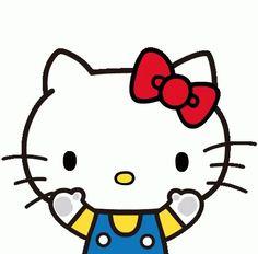 Good Morning Gif Animation, Star Gif, Hello Kitty Imagenes, Japanese Bobtail, Bobtail Cat, Hello Kitty My Melody, Mickey Mouse, Hello Kitty Wallpaper, Little Twin Stars