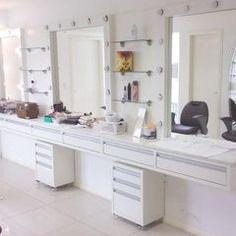 Salão de Beleza - Decoração básica