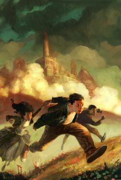 BOOK COVER ILLUSTRATIONS BY JON FOSTER - JON FOSTER STUDIOS