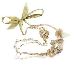 Summerflora multistrand necklace by Krista R