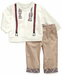 """NWT First Impressions Infant Girls /""""Glamour Girl/"""" 2-Piece Outfit Clothing Set"""