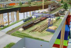 Modellbahn-Online: 2.1. Vorteile der modularen Bauweise