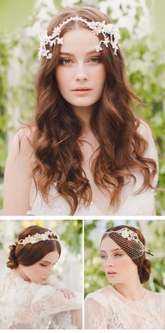 Jannie Baltzer 2014 Headpieces