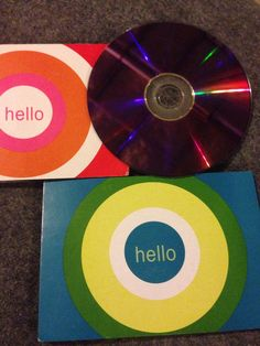 """Pictures and fun voice recorded post cards are great items to pack in a """"halfway"""" or """"deployment box"""".  We used one recorder to catch the dog barking.  The other recorder was used to capture the kids randomly talking."""