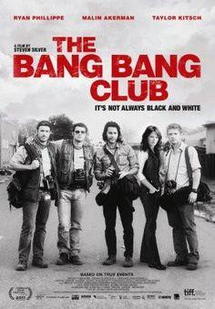 Bang Bang Club Movie Poster 24x36