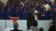 """Bro. Paul Porter sings the gospel hit """"Two Wings"""""""