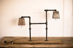 Pipe Furniture Plans | Woodworker