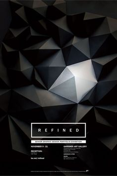 REFINED Exhibition by Cassie Stegman