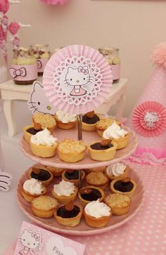 Hello Kitty in Pink !  | CatchMyParty.com