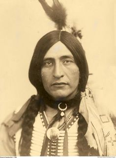 Chief Luther Standing Bear, Ota K'Te (Plenty Kill) Lakota Sioux Chief who, among a few rare others occupied the rift between the way of life of the Indigenous people of the Great Plains before, and during, the arrival and subsequent spread of the European pioneers.