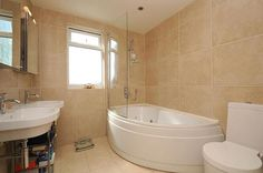 Once finished it was a substantial family bathroom with all the mod cons. Another project from the Reconfiguration Guy. To find out more please visit www.marksrefurbproject.co.uk