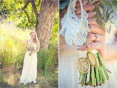 wedding bouquet by Fresh Urban Flowers