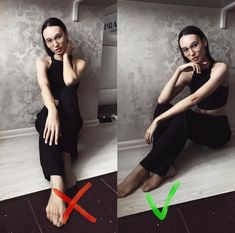How to pose on photographs the right way