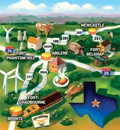 Texas Co-op Power Magazine - Travel: Fort Belknap to Fort Chadbourne - An Online Community for Members of Texas Electric Cooperatives