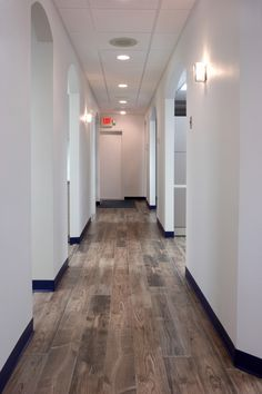 pictures of dental office hallways   Office Tour