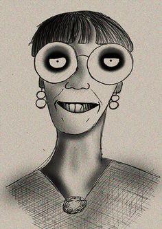 Retrato de Maruja Torres