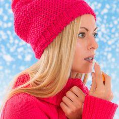 Lippenpflege selber machen - Lippenpflege Rezept für Lippenpflegestift für den Winter - Ein Lippenpflegestift, der im Freien vor Kaltluft schützt und gleichzeitig feuchtigkeitsregulierend wirkt ...