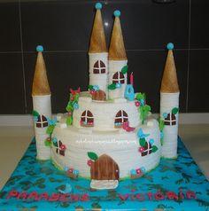 Bolo Castelo Princesa 6 | Flickr – Compartilhamento de fotos!