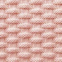Diy Crafts - The Basketweave stitch is simple to memorize and quick to work. Pattern is not reversible. There is a distinct right-side and wrong-side. Loom Knitting Patterns, Afghan Patterns, Free Knitting, Baby Knitting, Stitch Patterns, Knitted Washcloths, Knit Dishcloth, Knit Purl Stitches, Diy Crafts Knitting
