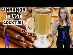 Cinnamon Toast Cocktail - Tipsy Bartender - YouTube