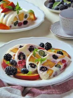 Jello Recipes, Cake Recipes, Dessert Recipes, Dessert Drinks, Healthy Sweets, Sweet Cakes, Sweet And Salty, Sweet Desserts, Frozen Yogurt