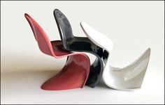 #pantonchair #classic chaise verner panton classic