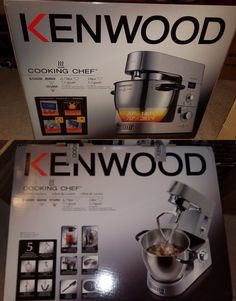 Mixers Countertop 133701: Kenwood Chef - Pasta Maker - A736 - (Fits ...