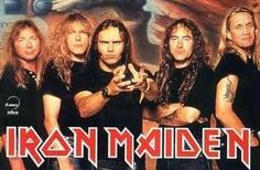 Iron Maiden, Blaze Bayley,