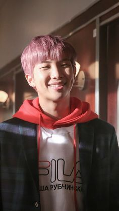 BTS Spring Day❤ Rap Monster♡♡♡