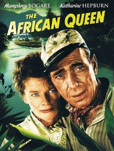 The African Queen. Classic movie with a great duo. These two were incredible together. What a mix of rough trader meets virgin missionary. Watch this movie with your family. Good one. 5 of 5