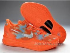 Kobe 8 All Star Orange Sky Blue Metallic Womens Shop Kobe Shoes 2013 | Kobe  | Pinterest | Kobe, Kobe shoes and Kobe bryant