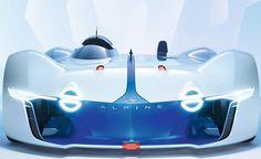 Alpine Vision Gran Turismo torna il concept dal passato