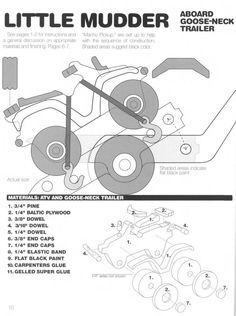 scroll saw toys and vehicles - Google Search