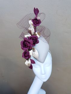 Millinery By Mel How To Make Fascinators, Philip Treacy Hats, Queen Hat, Mad Hatter Hats, Wedding Hats, Love Hat, Fascinator Hats, Derby Hats, Fashion 2018 Trends