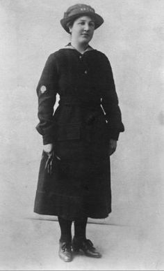 "The Women's Royal Naval Service was formed in November 1917. The Admiralty restricted the WRNS to 3,000 women who were only allowed to do ""shore service"" mainly domestic work. They became cleaners, cooks and waitresses. The number eventually doubled, with Wrens doing many different jobs for which women had been thought unsuitable."