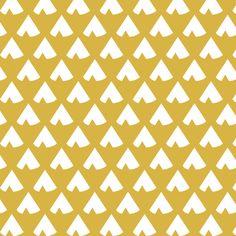 GoldenTeepee fabric by mrshervi on Spoonflower - custom fabric