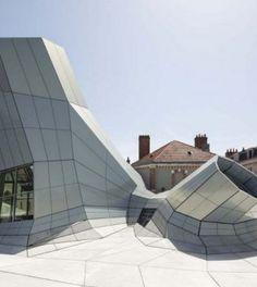 Fond Régional d'Art Contemporain du Centre à #Orléans http://www.my-loire-valley.com/2013/08/ouverture-frac-centre-orleans-14-septembre-2013/