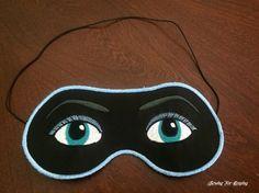 """Open Eyes"" Sleep Mask for Sukkot!"