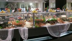 Under the sea buffet/ the seafood